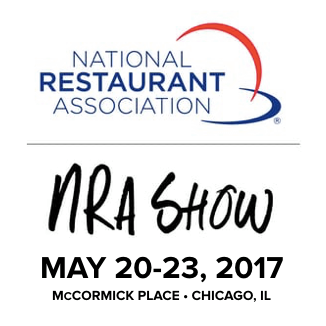 4 Easy Ways to Keep Up With the 2017 National Restaurant Association Show
