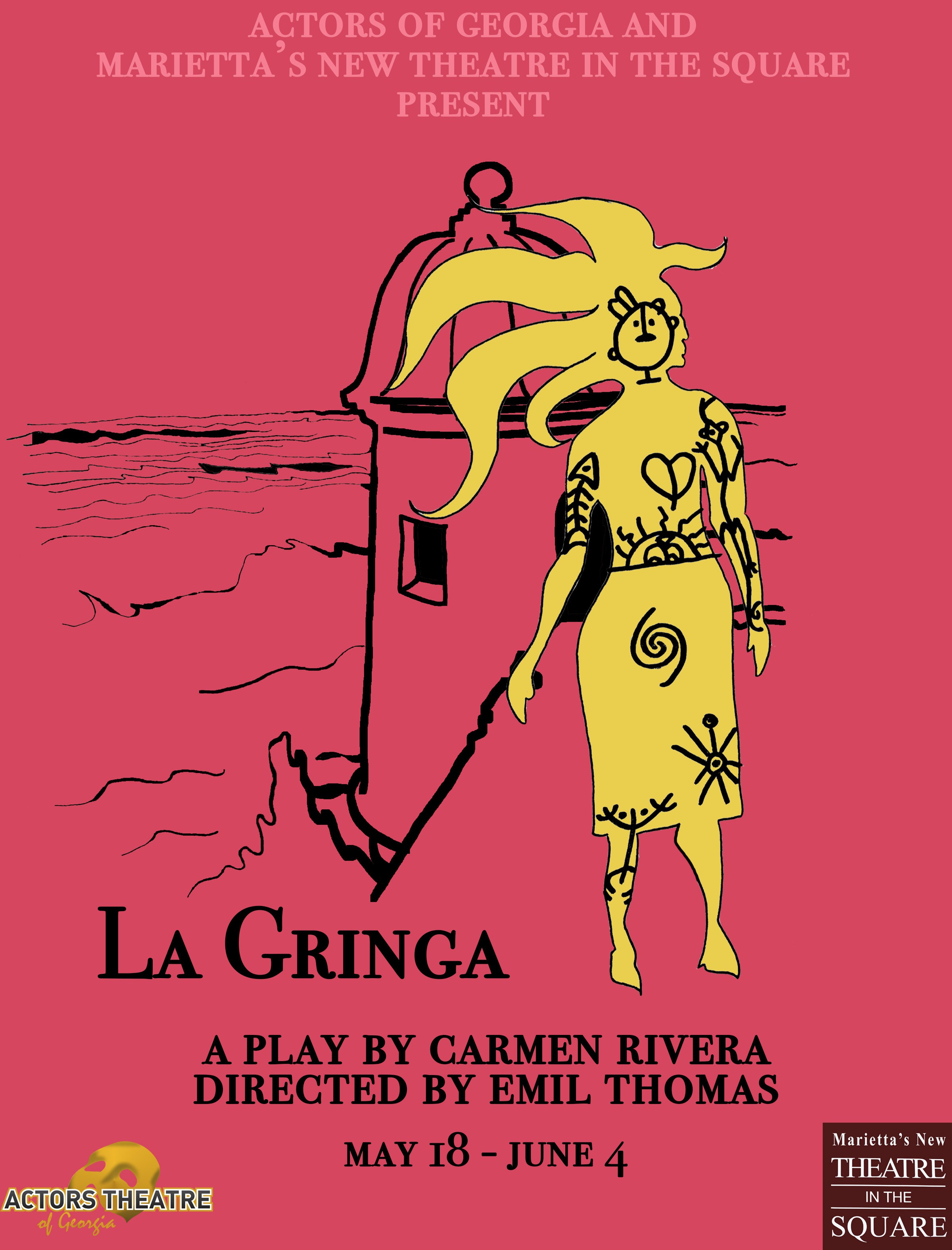 La Gringa – Marietta's New Theatre In The Square