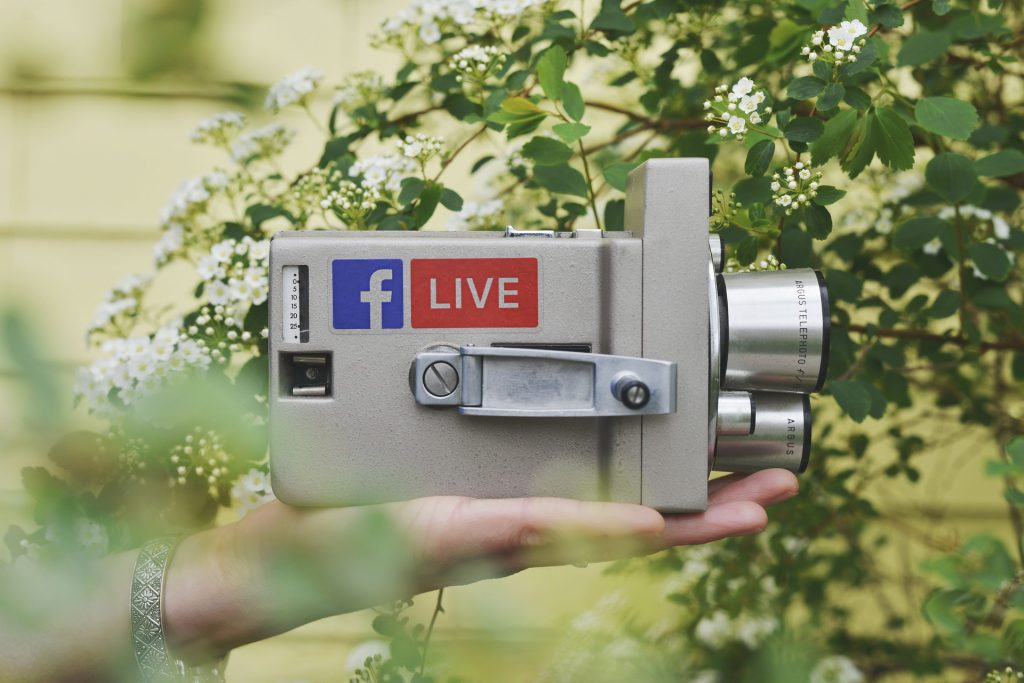 Facebook video cover image
