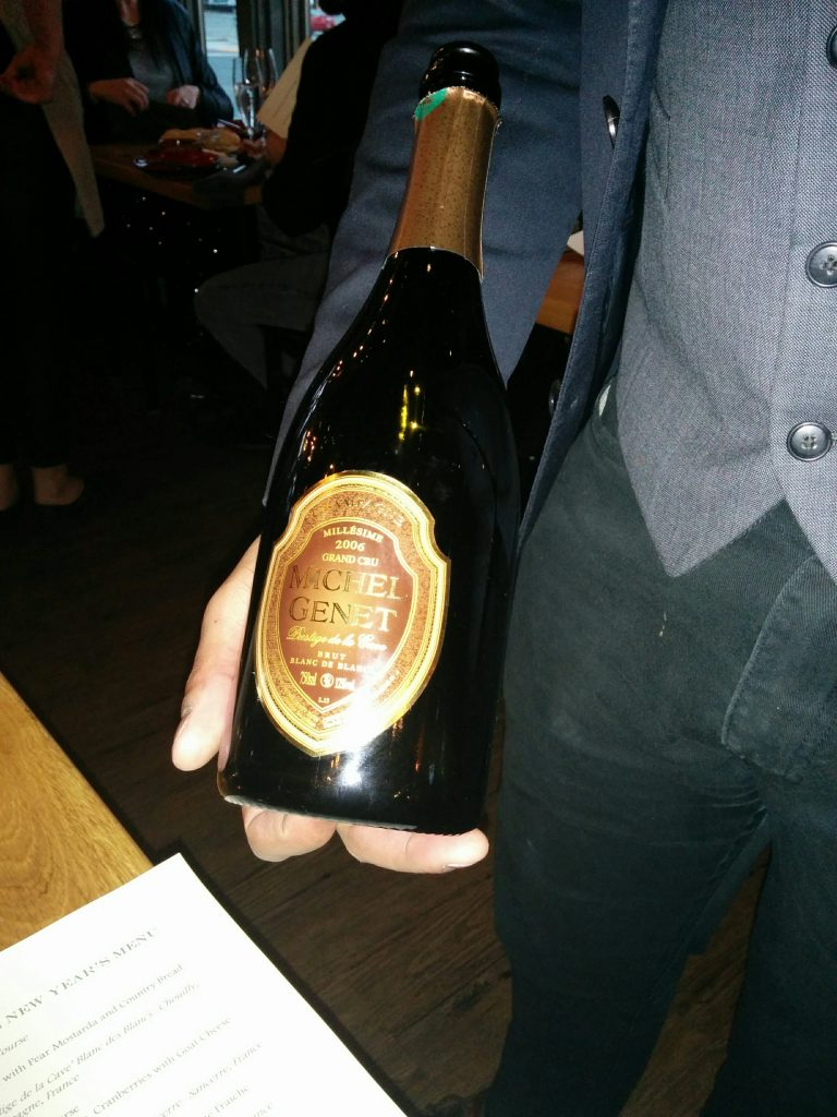 Michel Genet Champagne Rootstock and Vine