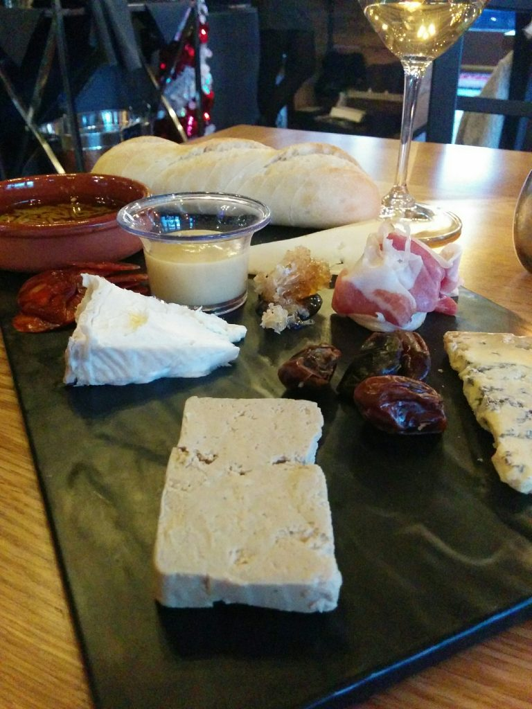 Meat and Cheese Board Rootstock and Vine