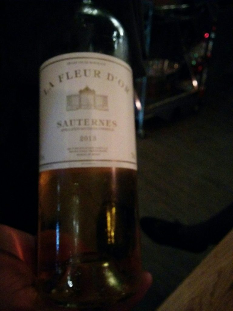 Sauterne Rootstock and Vine
