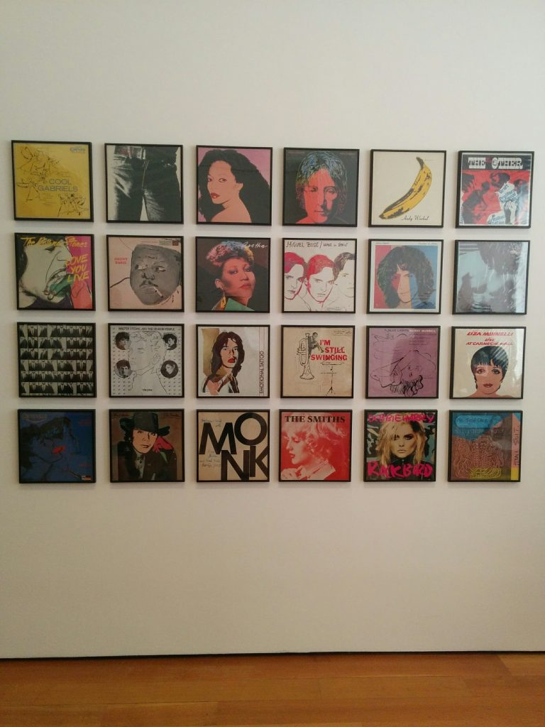Andy Warhol artwork - The High Museum of Art, Atlanta